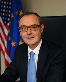 David OSullivan European Union Ambassador to the United States